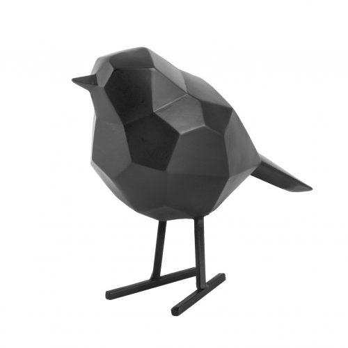 present-time_statue-bird-small-wit-zwart_dejavu